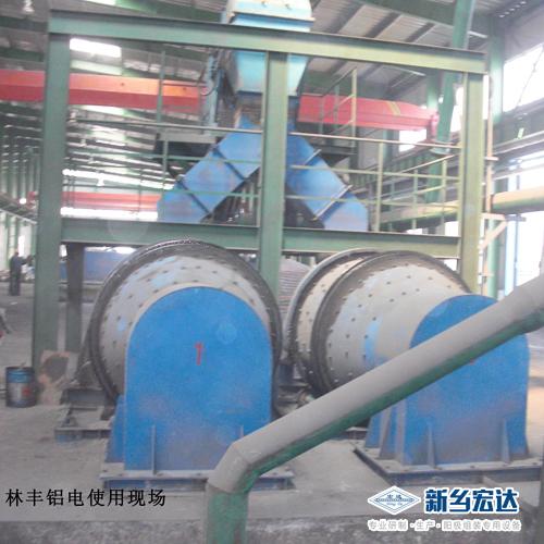 磷鐵環清理滾筒